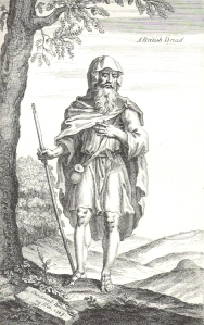 a british druid by william stukeley