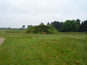 The Sutton Hoo Tumulus