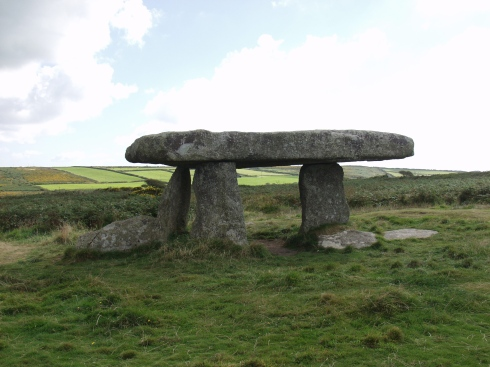 Lanyon Quoit, Cornwall