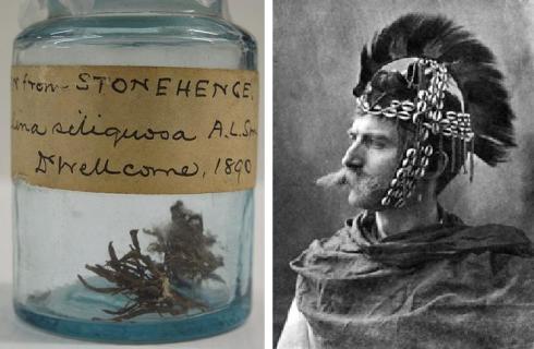 Wellcome_&_lichen_1890