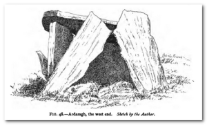 Ardaragh, from the Dolmens of Ireland.