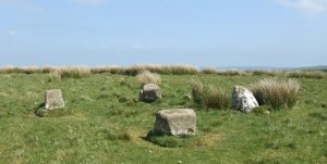 Goatstones © Chris Collyer  - http://www.stone-circles.org.uk