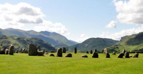 Castlerigg Stone Circle: a bunch of old stones. But why here?