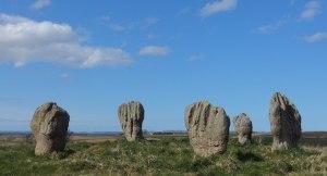 Duddo Stone Circle