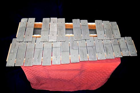 Stone marimba (from Emil Richards Collection) - Creative Commons