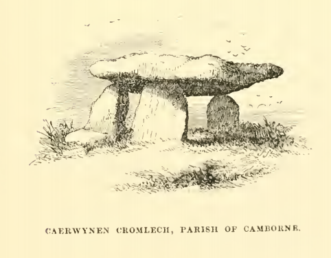 'Caerwynen' by Blight, taken from 'Ancient Crosses of West Cornwall'.