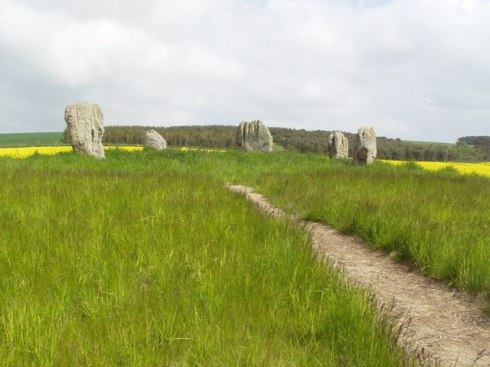 Duddo Stone Circle [CreativeCommons/EwenRennie]