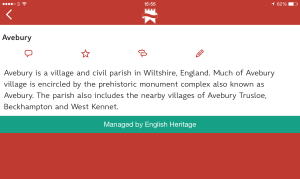 HeritageAppAvebury