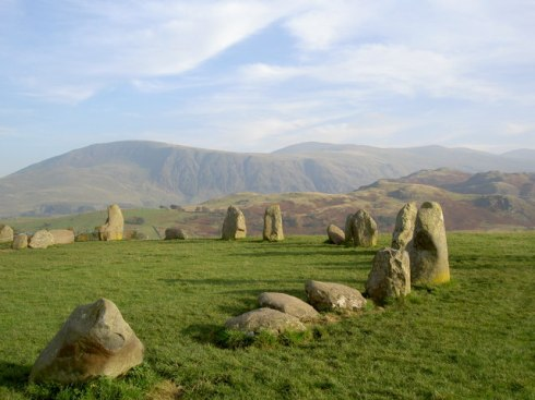Castlerigg © Copyright Ian Greig and licensed for reuse under Creative Commons Licence.