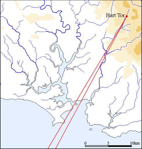 Hart Tor ProfileMap