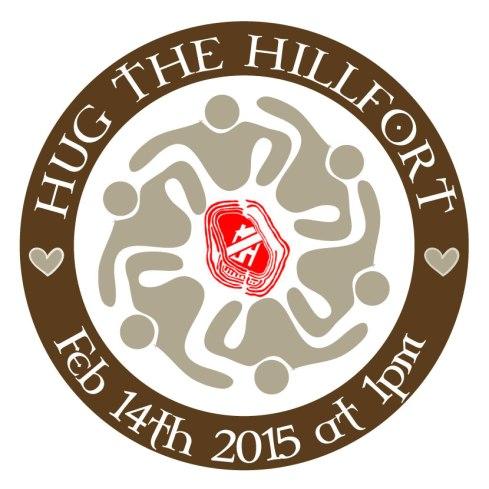 Hillfort hug logo