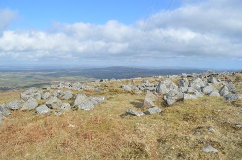 Caradon Hill cairns 2