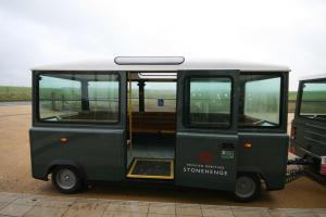 Stonehenge transport