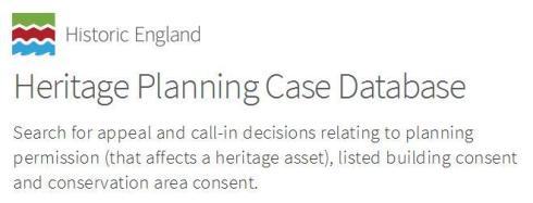 Planning database
