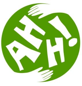 AHH logo white background