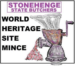 stonehenge mince