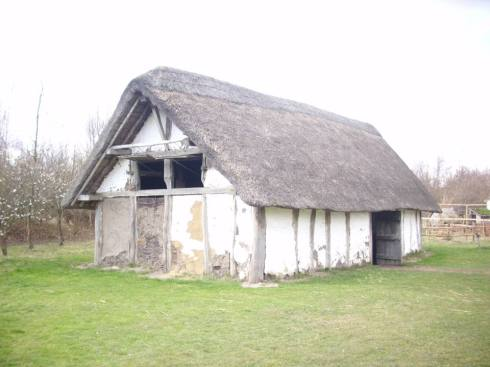 Anglo-Saxon hall, Bede's World