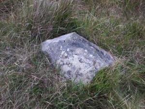 The recumbent terminal stone