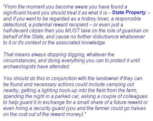 Hoard Guidelines