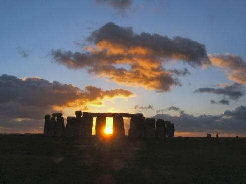 SH Winter solstice