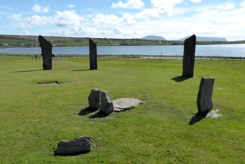 The Stones of Stenness today