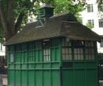 Cabmens shelter
